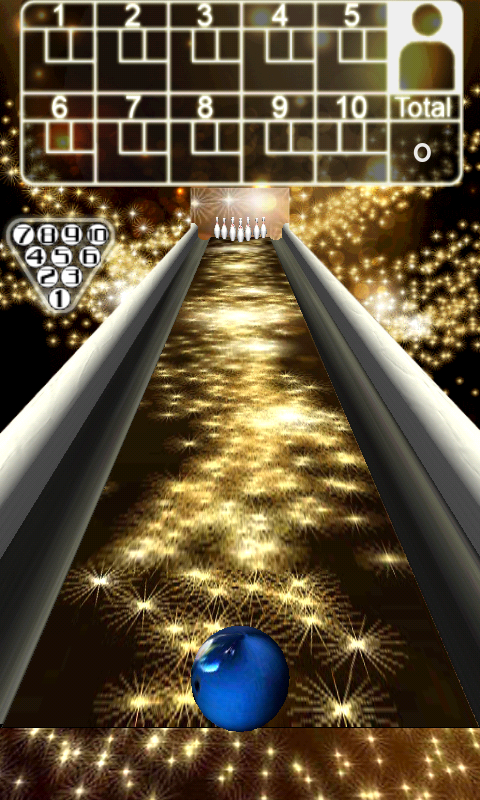 Screenshots of 3D Bowling for Android