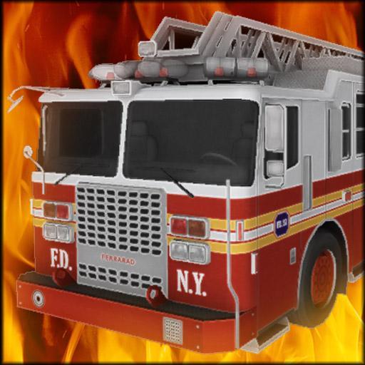 Firefighter Simulator 2015