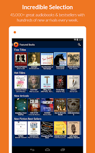 Audio Books by Audiobooks Screenshot 21