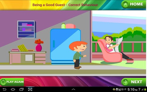 Good Manners for Kids- screenshot thumbnail