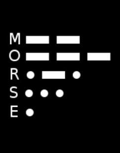 莫爾斯電碼容易