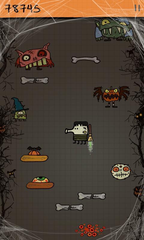 Doodle Jump - screenshot
