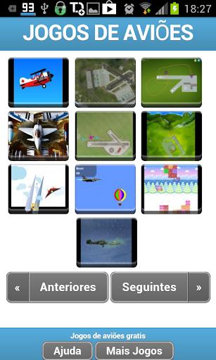 Jogos de aviões
