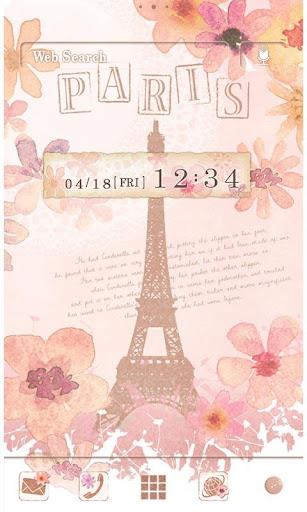 可愛的巴黎 for[+]HOME