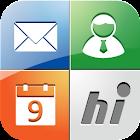 hibox2.0聯絡人與行事曆同步工具 icon
