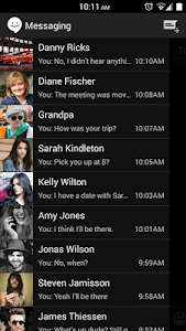 Sliding SMS (CM Messaging) v0.6.2.3