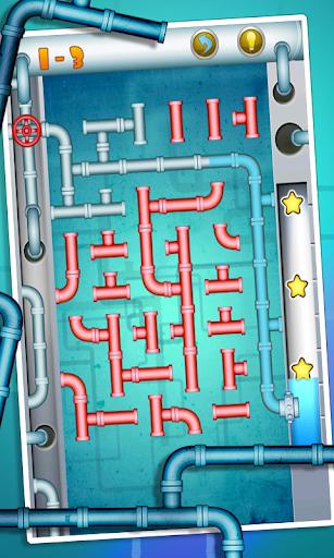 Игра Сантехник для планшетов на Android