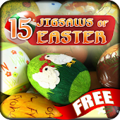 15 Jigsaws of Easter