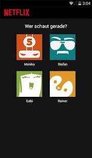Netflix – Miniaturansicht des Screenshots