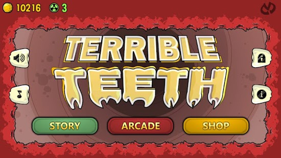 Terrible Teeth- screenshot thumbnail