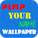 Pimp Your Name Live Wallpaper icon