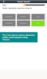 Big 5 Personality Test - screenshot thumbnail