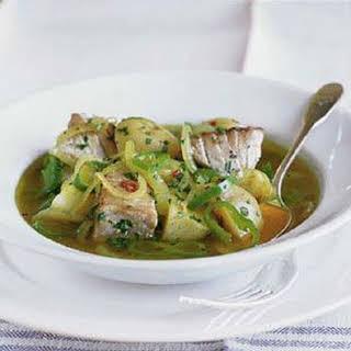 Basque Fish Stew.