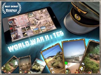 World War II: TCG