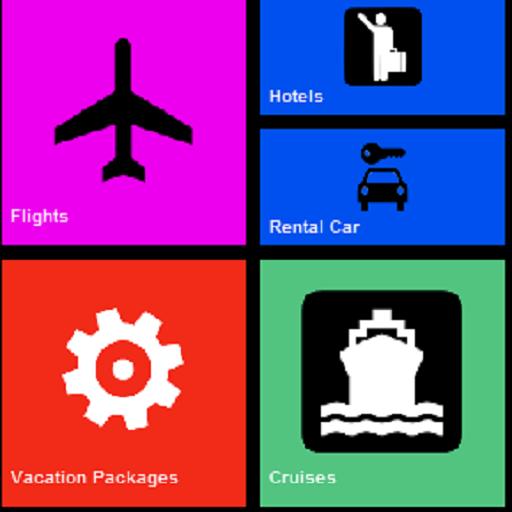 Organic Travel App LOGO-APP點子