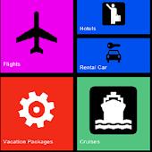 Organic Travel App