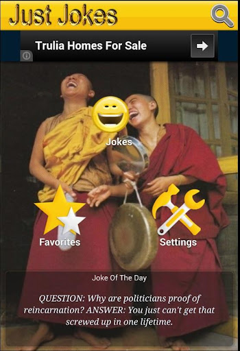 Buddhist Jokes Free and Funny