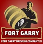 Logo for Fort Garry Brewing Co.