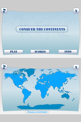 Conquer the Continents
