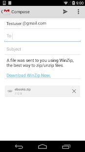 HRM Sofware: WinZip – Zip UnZip Tool
