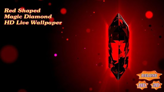 Red Shaped Magic Diamond Heart- screenshot thumbnail