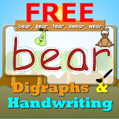 Learn Digraphs Preschool Free