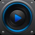Free PlayerPro Blue Wonder Skin APK for Windows 8