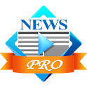 NewsAce Pro : Multimedia News logo