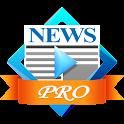 NewsAce Pro : Multimedia News logo