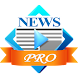 NewsAce Pro : Multimedia News icon