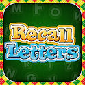 Recall Letters icon