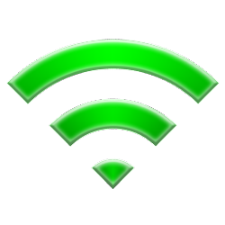 Auto open Wi-Fi connection