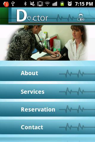 Doctor App Demo