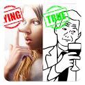 Lie Detector Truth or Lie icon