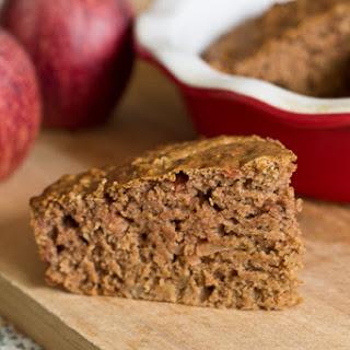 Apple Breakfast Cake (no sugar added)
