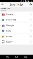 Screenshot of SyncOnSet