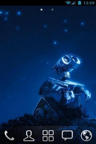 Wall - E Theme