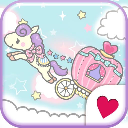かわいいきせかえ壁紙★Magical pony 個人化 App LOGO-APP試玩