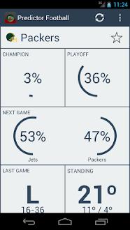 Predictor National Football L Gratis