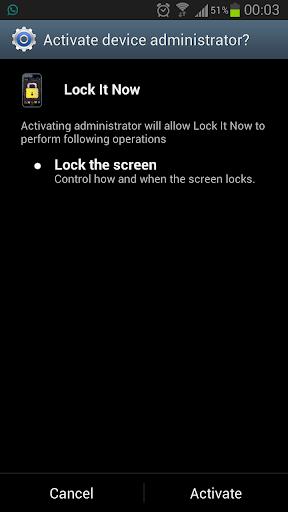玩工具App|一按即鎖 (付費版)免費|APP試玩