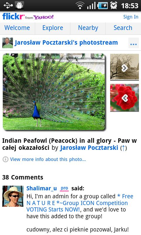 Talking Photo Dictionary- screenshot