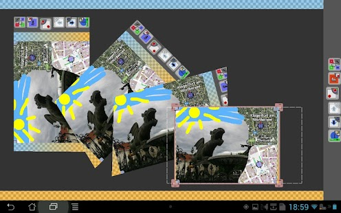 APicMashup collage hd w/ map- screenshot thumbnail