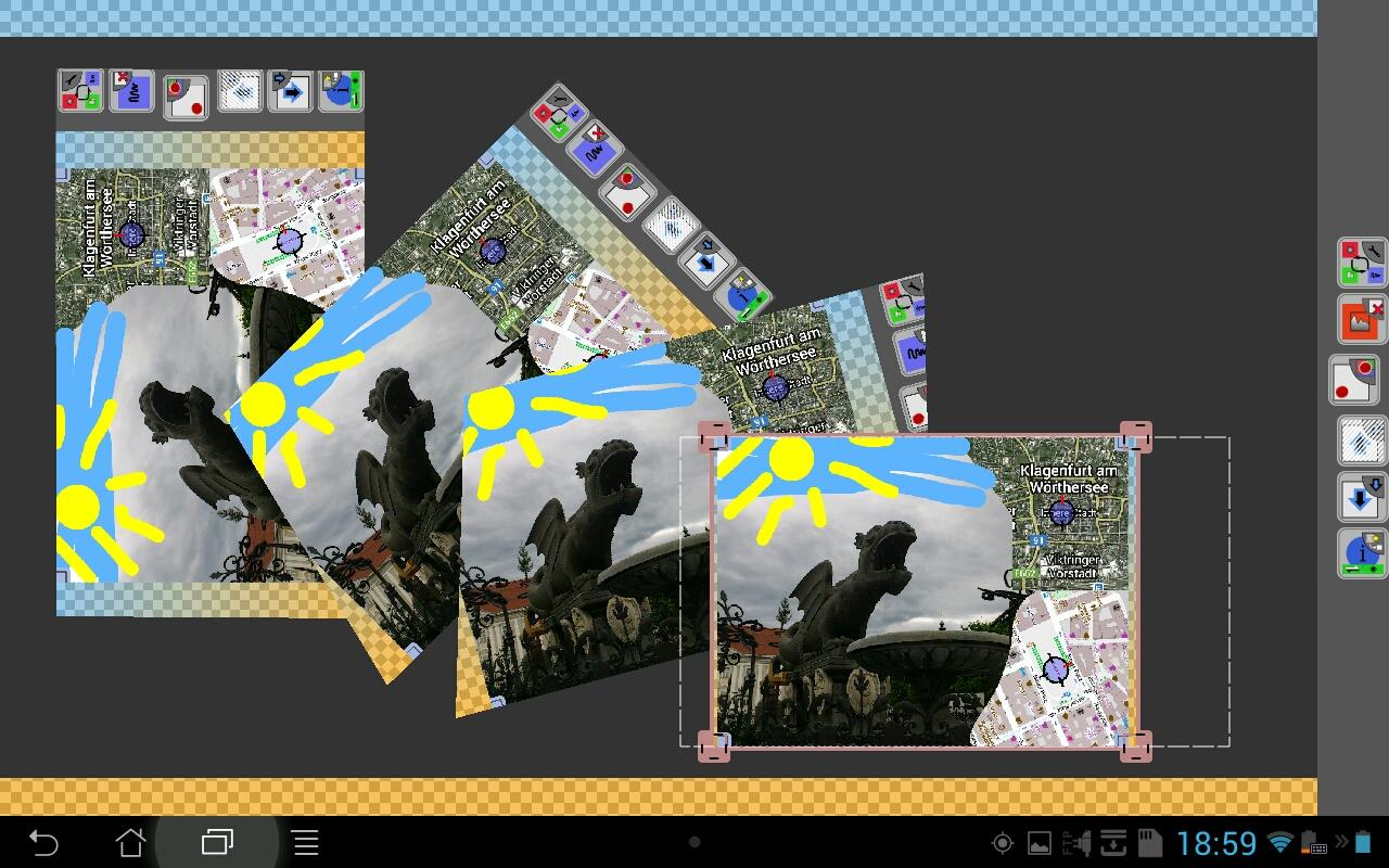 APicMashup HD multi collage - screenshot