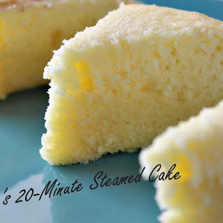 Grandma's 20-Minute Steamed Cake