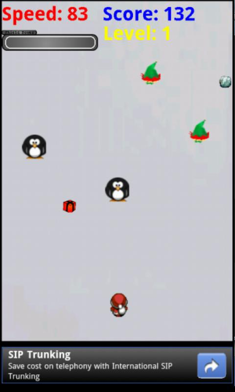 Christmas Caper- screenshot