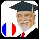Výuka francouzštiny - slovní zásoba icon