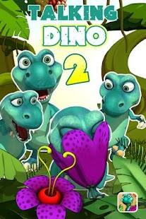 Talking Dinosaur - screenshot thumbnail