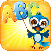 Learning games for kids ABC