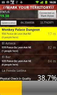 Mark Your Territory- screenshot thumbnail