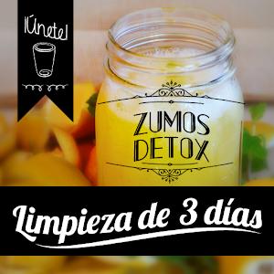 Zumos detox - Dieta de 3 días LOGO-APP點子
